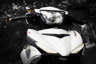 Hình ảnh Exciter 150 lên đồ chơi chất của biker Sài Gòn