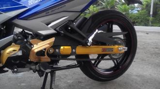 """Yamaha Y15ZR lên đồ chơi """"lung linh"""" đến từ biker nước bạn"""