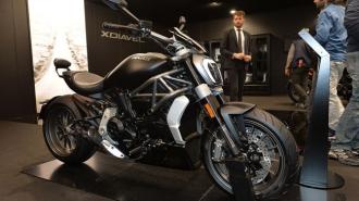 Ducati XDiavel 2016 được bình chọn là xe mô tô đẹp nhất