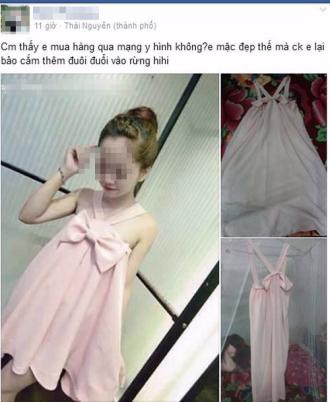 Chị em Việt cũng khốn khổ vì thảm họa mua đồ online