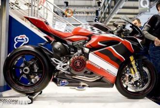 Ngắm siêu phẩm Ducati 1299 phiên bản Moto Corse độ siêu khủng