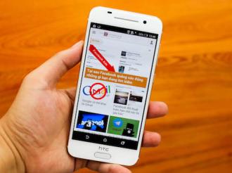 One A9 – smartphone với nhiều đột phá của HTC