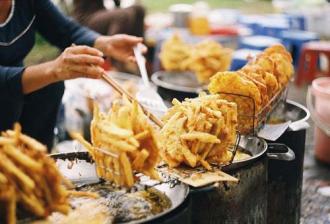 Top món ăn đường phố Hà Nội cho ngày đông lạnh
