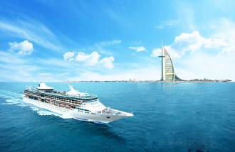 Du lịch khám phá Trung Đông huyền bí bằng du thuyền 5 sao