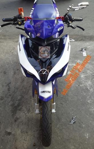 Exciter 150 chơi phong cách Yamaha X1R chất