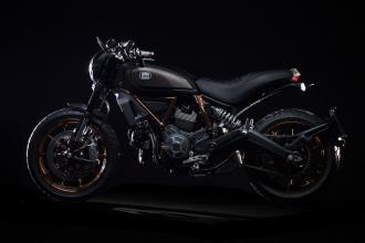 Giá bán của Ducati Scrambler Italia Independent phiên bản đặc biệt