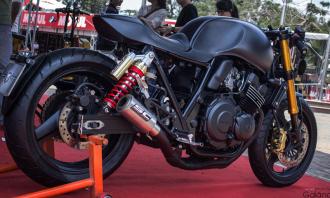 Honda CB400 Cafe Racer phong cách cực đỉnh