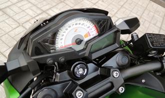 Kawasaki Z300 đầu tiên giá 149 triệu đồng tại Việt Nam