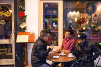 Khác biệt văn hóa uống cà phê của Hà Nội và Sài Gòn