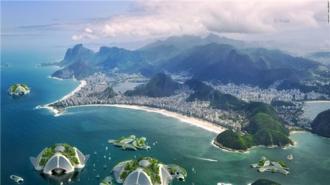Vẻ đẹp choáng ngộp của thành phố lộng lẫy dưới đáy đại dương