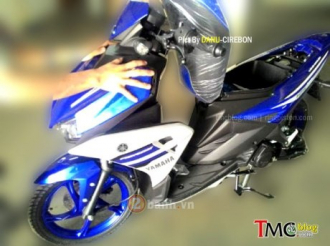 Yamaha Aerox 125 2016 Phiên bản GP 2016