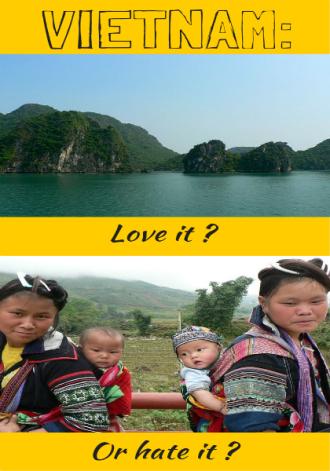 Du lịch Việt Nam 'vừa yêu vừa ghét' trong mắt khách Tây