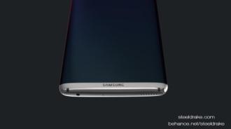 Galaxy S7 qua con mắt của các nhà thiết kế