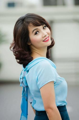 Mẹo trẻ lâu của nữ diễn viên Mai Thu Huyền