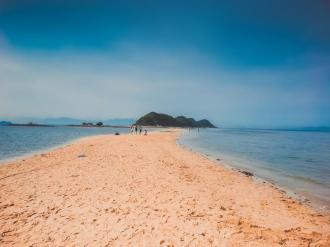 Quần đảo Điệp Sơn một vẻ đẹp hoang sơ