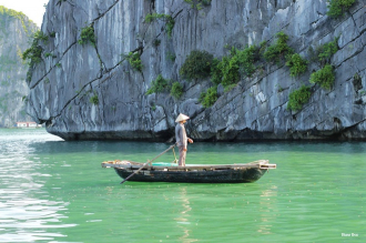 'Thiên đường' Việt Nam bình dị qua ống kính du khách nước ngoài