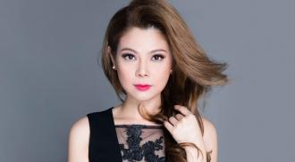 'Búp bê' Thanh Thảo khoe đường cong với váy ôm sát