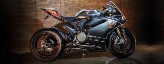Ducati 1199 Panigale S KH9 một bản độ hoàn hảo