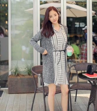 Áo khoác len nữ dáng dài đẹp xu hướng hàn quốc điệu đà