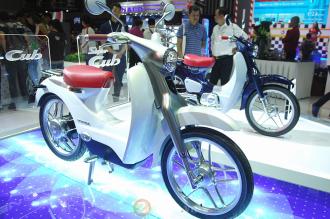 Chi tiết siêu phẩm Honda Cub 2016