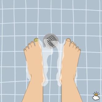 Điểm mặt 10 thói quen tắm sai bét mà ai cũng mắc