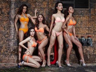 Nhan sắc của thí sinh HH Hoàn vũ Chuyển giới Thái Lan