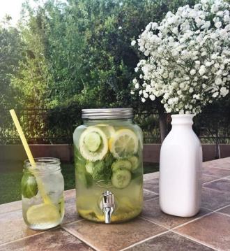3 loại nước uống ngay lập tức tạm biệt mỡ bụng
