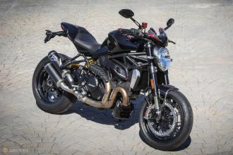 Cận cảnh Ducati Monster 1200R 2016 độ từ Ducati Performance Accessoires