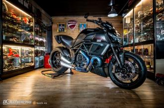 Ducati Diavel bản độ tiền tỷ siêu ngầu