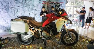 Ducati Multistrada 1200 Enduro với giá hơn 1,2 tỷ Đồng