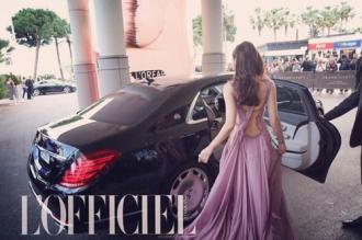 Ngắm vẻ đẹp gợi cảm mỹ nhân Thái Lan