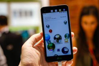 Smartphone hai màn hình của LG đã về Việt Nam