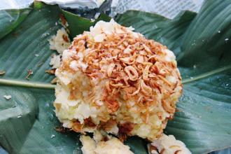 Thưởng thức ba món xôi sáng thơm ngon ở Hà Nội