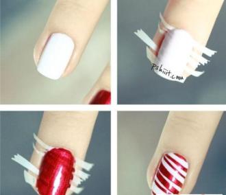 9 kiểu nail họa tiết đơn giản dễ thương cho cô nàng