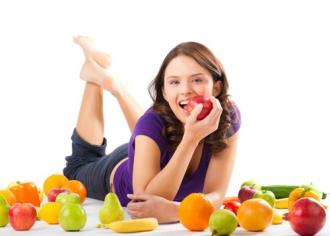 Ăn nhiều trái cây có thể bị tăng cân ?