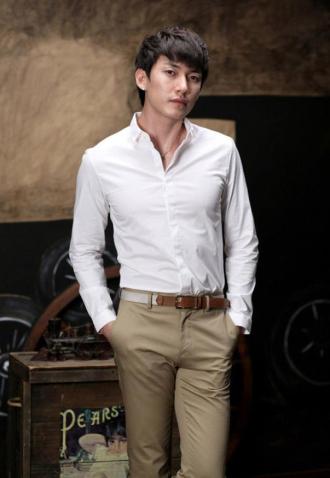 Áo sơ mi nam kiểu dáng Hàn Quốc đẹp thanh lịch trẻ trung cá tính