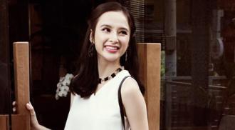 Cách mix đồ đen trắng không nhàm chán như Angela Phương Trinh