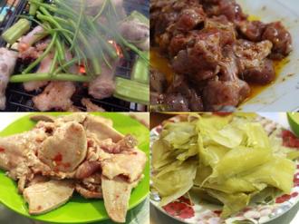 Quán nướng thịt ngon lâu năm giá 'rẻ bèo' ở Sài Gòn