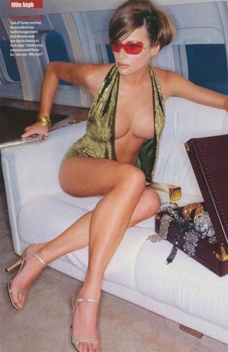 Ngắm phong cách của Melania Trump theo thời gian