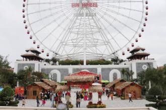 Nhiều hoạt động thích thú tại Asia Park bạn nên đến
