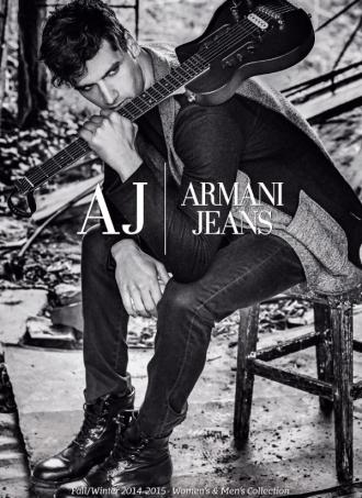 BST Jeans Thu – Đông của Armani đầy sang trọng
