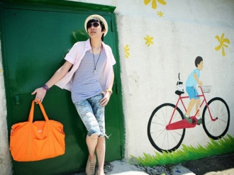 Áo sơ mi nam kiểu Hàn Quốc đẹp cho teen boy năng động