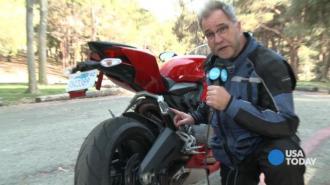 Ducati độ với phong cách hải ngoại đầy lạ lùng