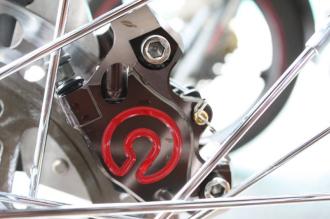 Honda CBR 150 đời cũ phiên bản độ kiểng chơi tết