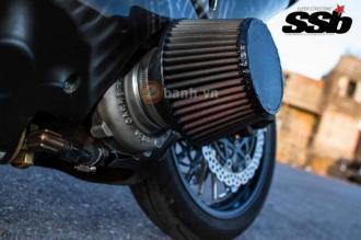 Loạt ảnh Kawasaki ZX-14 đời 2006 độ 500hp hầm hố