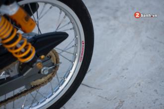 Sirius độ hết bài mang nét đẹp đầy chất chơi cá tính của biker Tây Ninh