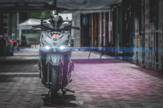 Honda Click 125i chất chơi theo phong cách lạ lẫm