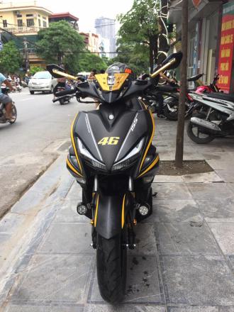 Yamaha NVX 155cc đẳng cấp đứng đầu xu hướng đầy phong cách