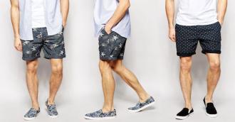 5 tiêu chí lựa chọn quần short nam cao cấp độc đáo