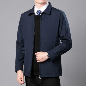 Mách bạn cách lựa chọn áo khoác trung niên thanh lịch